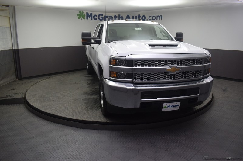 2019 Silverado 2500 Crew Cab 4x4,  Pickup #C190477 - photo 4