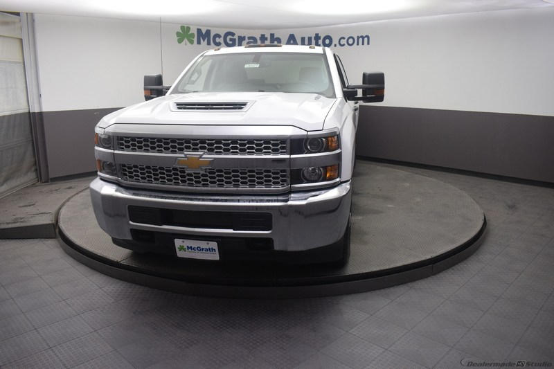 2019 Silverado 2500 Crew Cab 4x4,  Pickup #C190477 - photo 5