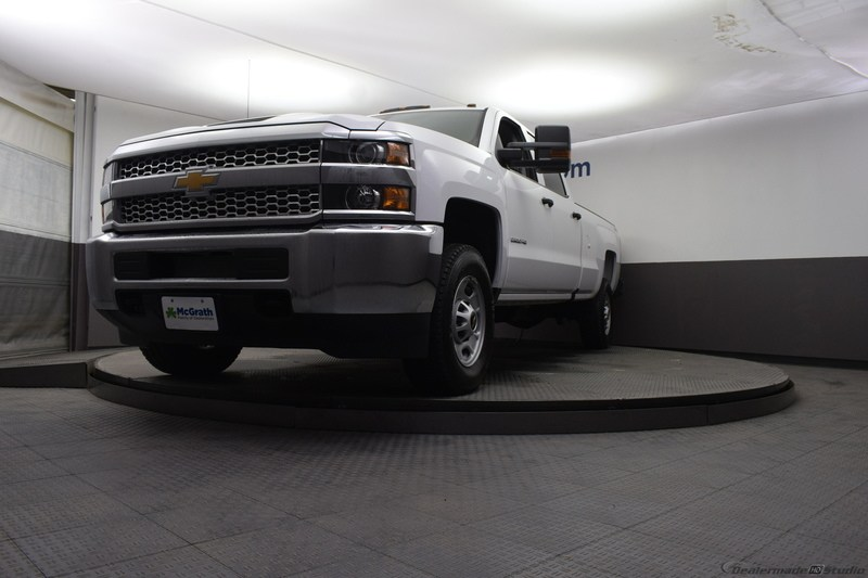 2019 Silverado 2500 Crew Cab 4x4,  Pickup #C190477 - photo 6