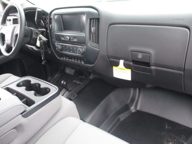 2019 Silverado 3500 Regular Cab DRW 4x4,  Knapheide Platform Body #C190487 - photo 12