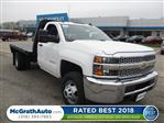 2019 Silverado 3500 Regular Cab DRW 4x4,  Knapheide Platform Body #C190487 - photo 1