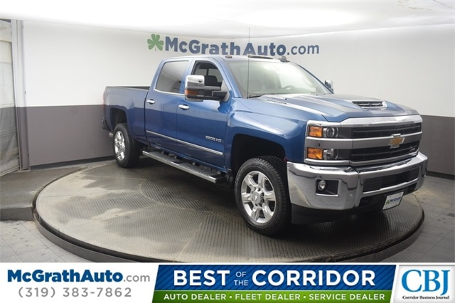 2019 Silverado 2500 Crew Cab 4x4,  Pickup #C190503 - photo 1