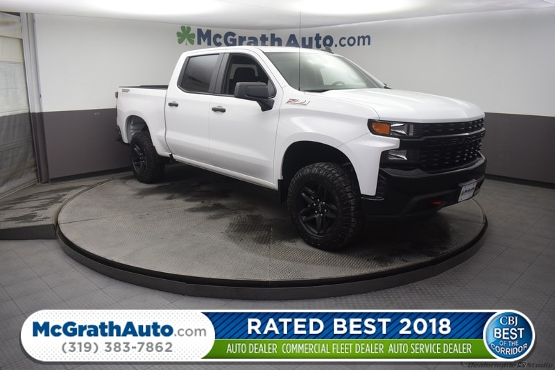 2019 Silverado 1500 Crew Cab 4x4,  Pickup #C190504 - photo 1
