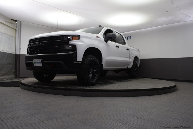 2019 Silverado 1500 Crew Cab 4x4,  Pickup #C190504 - photo 6