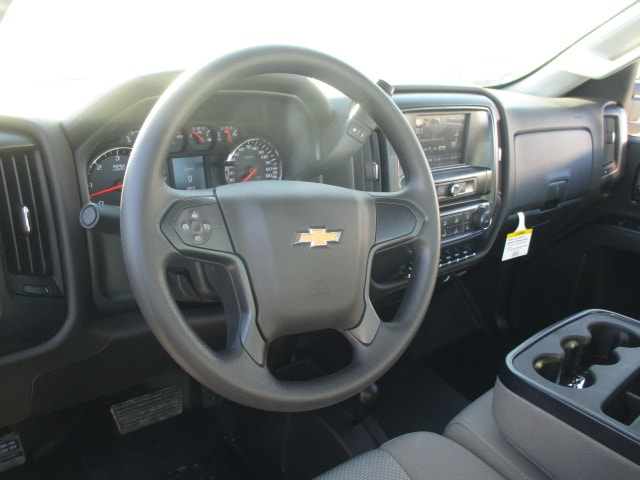 2019 Silverado 3500 Regular Cab DRW 4x4,  Knapheide Platform Body #C190507 - photo 12