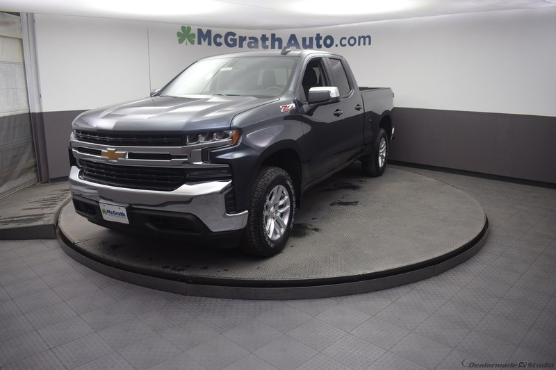 2019 Silverado 1500 Double Cab 4x4,  Pickup #C190535 - photo 5