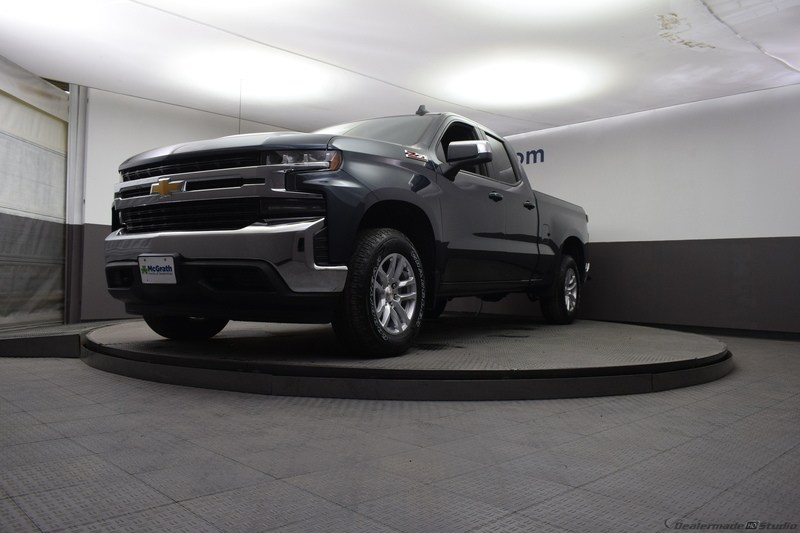 2019 Silverado 1500 Double Cab 4x4,  Pickup #C190535 - photo 6