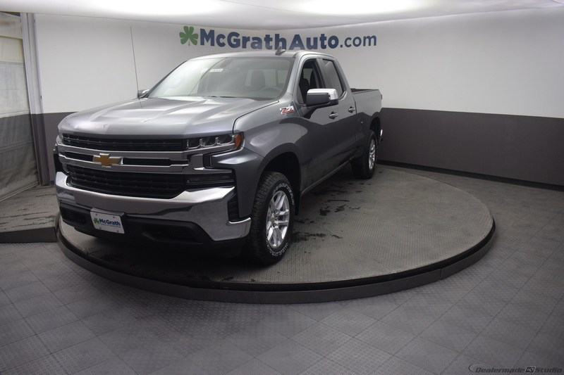 2019 Silverado 1500 Double Cab 4x4,  Pickup #C190538 - photo 5