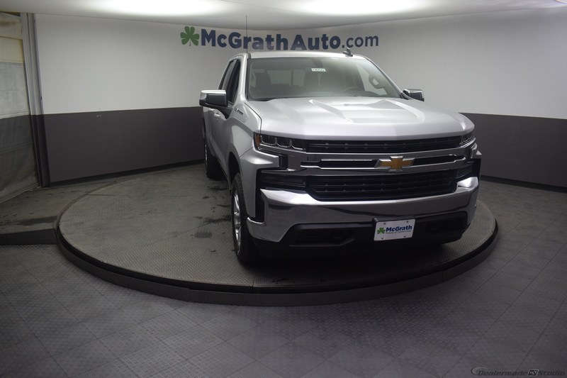 2019 Silverado 1500 Double Cab 4x4,  Pickup #C190542 - photo 4