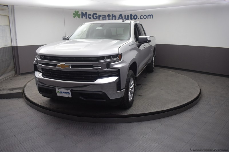 2019 Silverado 1500 Double Cab 4x4,  Pickup #C190542 - photo 5