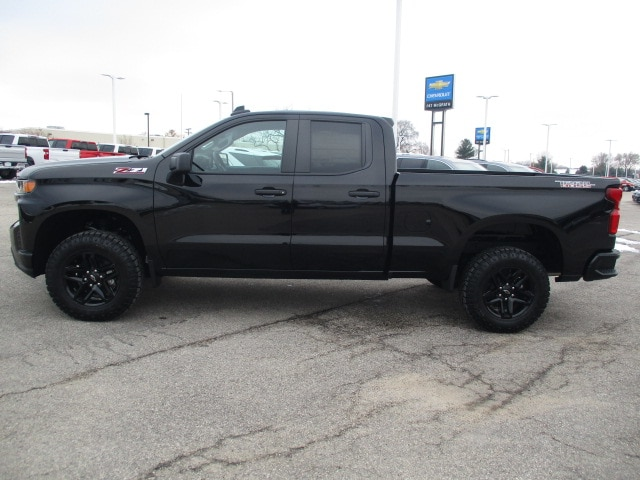 2019 Silverado 1500 Double Cab 4x4,  Pickup #C190574 - photo 7