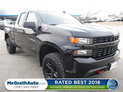 2019 Silverado 1500 Double Cab 4x4,  Pickup #C190574 - photo 1