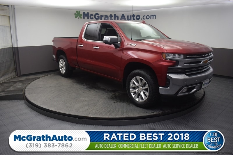 2019 Silverado 1500 Double Cab 4x4,  Pickup #C190599 - photo 31
