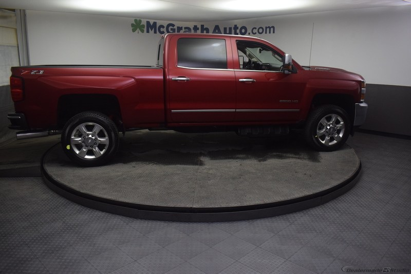 2019 Silverado 2500 Crew Cab 4x4,  Pickup #C190609 - photo 25