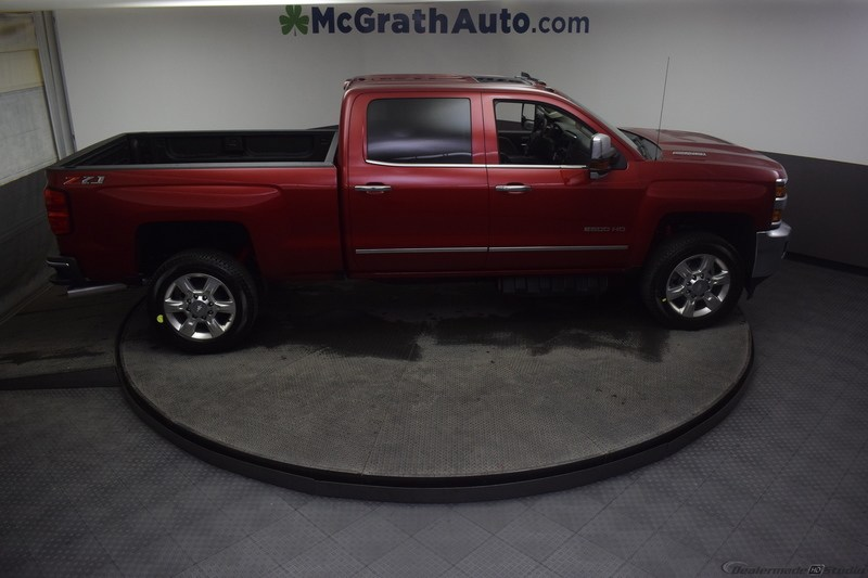 2019 Silverado 2500 Crew Cab 4x4,  Pickup #C190609 - photo 26