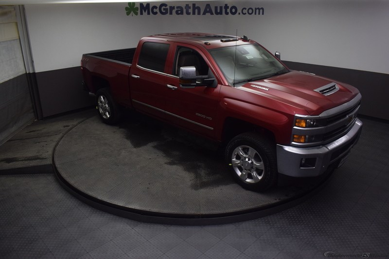 2019 Silverado 2500 Crew Cab 4x4,  Pickup #C190609 - photo 3