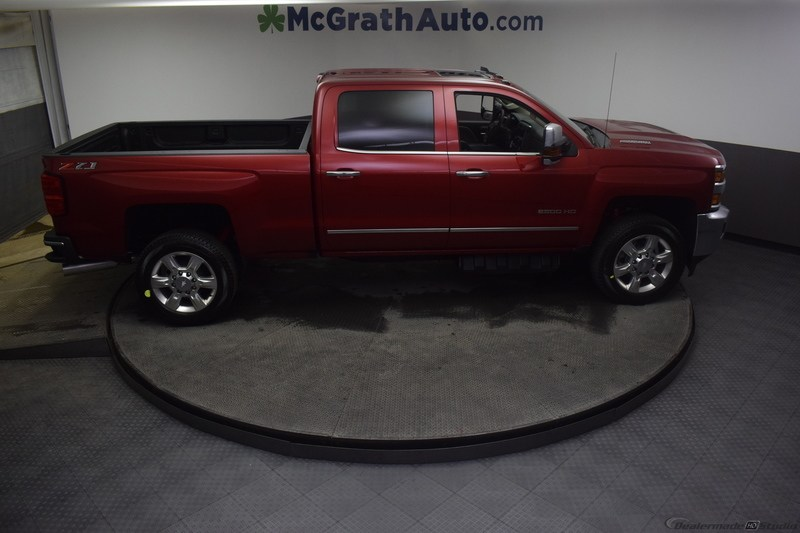 2019 Silverado 2500 Crew Cab 4x4,  Pickup #C190609 - photo 30