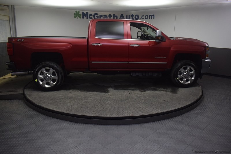 2019 Silverado 2500 Crew Cab 4x4,  Pickup #C190609 - photo 31