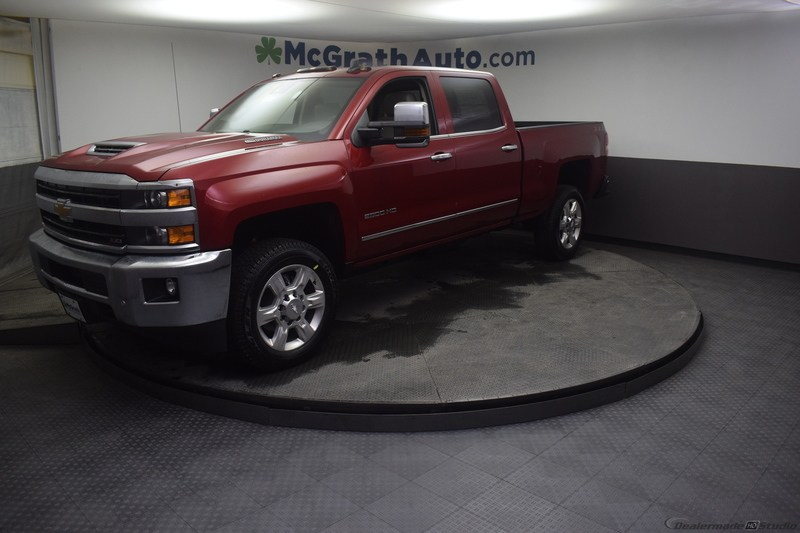 2019 Silverado 2500 Crew Cab 4x4,  Pickup #C190609 - photo 5