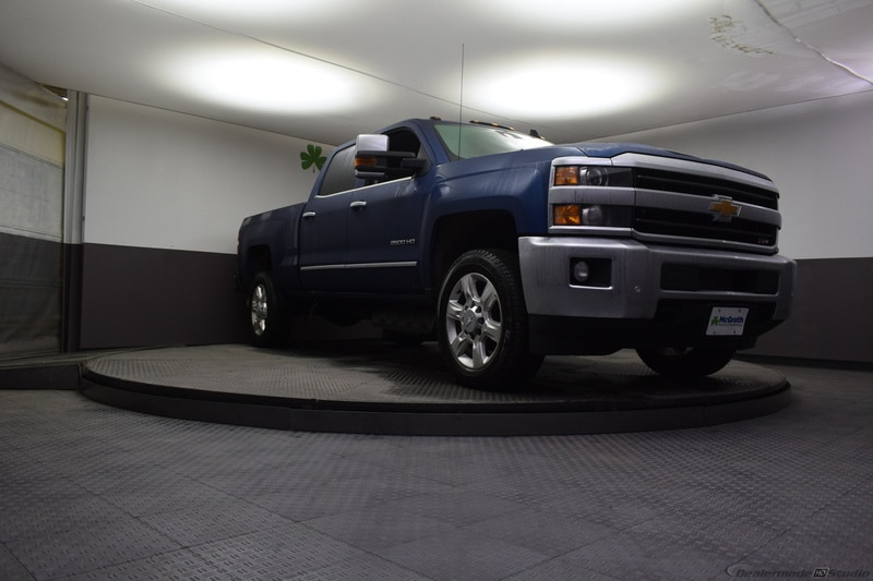 2019 Silverado 2500 Crew Cab 4x4,  Pickup #C190626 - photo 26