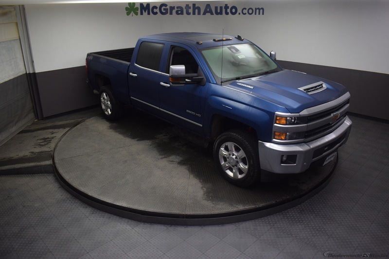 2019 Silverado 2500 Crew Cab 4x4,  Pickup #C190626 - photo 3