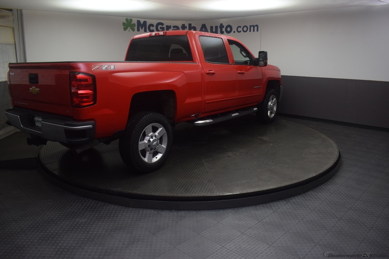 2019 Silverado 2500 Crew Cab 4x4,  Pickup #C190668 - photo 21