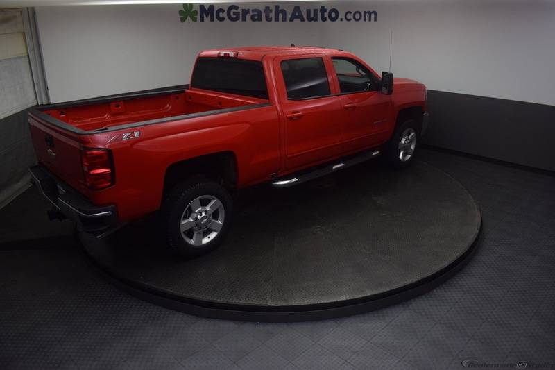 2019 Silverado 2500 Crew Cab 4x4,  Pickup #C190668 - photo 2