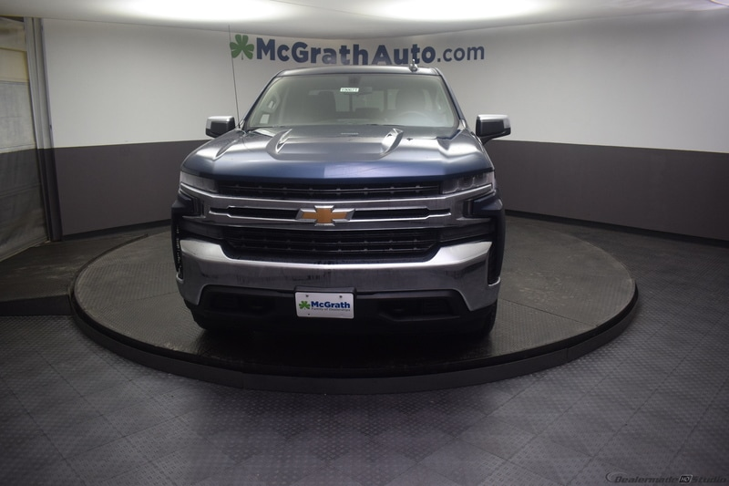 2019 Silverado 1500 Double Cab 4x4,  Pickup #C190671 - photo 4