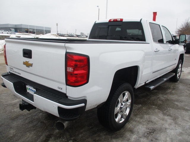 2019 Silverado 2500 Crew Cab 4x4,  Pickup #C190706 - photo 2