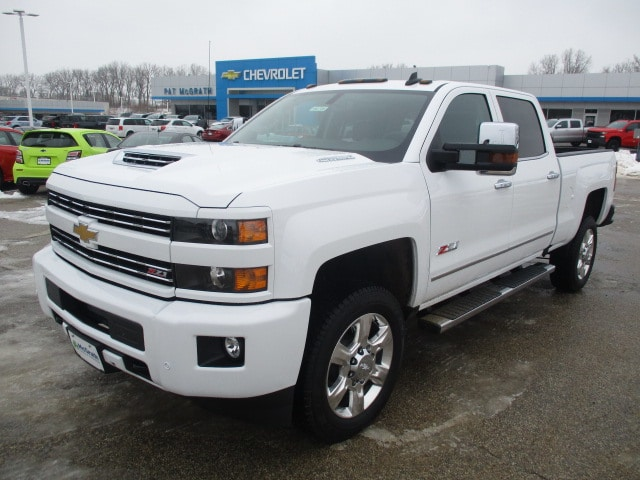 2019 Silverado 2500 Crew Cab 4x4,  Pickup #C190706 - photo 4