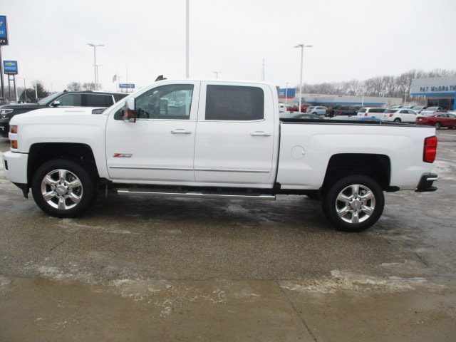 2019 Silverado 2500 Crew Cab 4x4,  Pickup #C190706 - photo 7