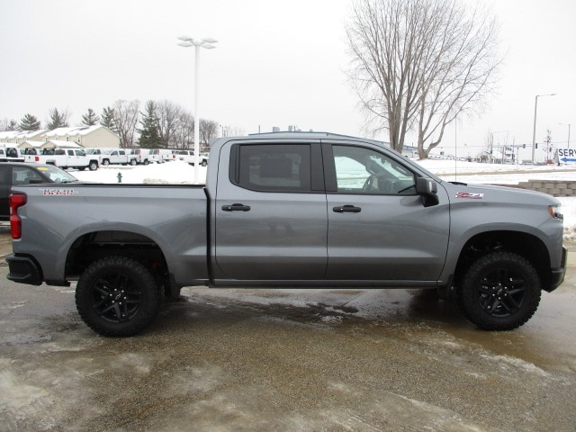 2019 Silverado 1500 Crew Cab 4x4,  Pickup #C190723 - photo 10