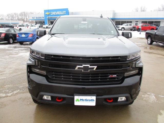 2019 Silverado 1500 Crew Cab 4x4,  Pickup #C190723 - photo 3
