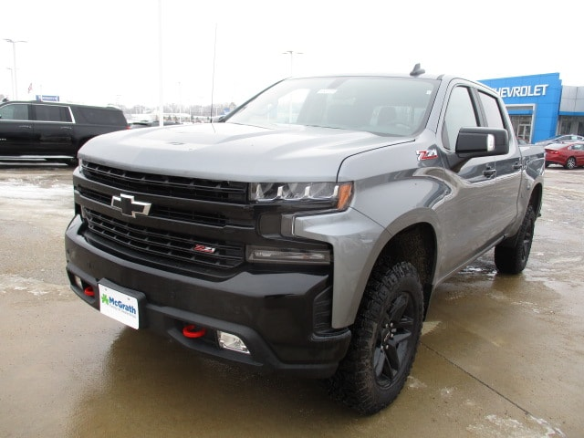 2019 Silverado 1500 Crew Cab 4x4,  Pickup #C190723 - photo 4