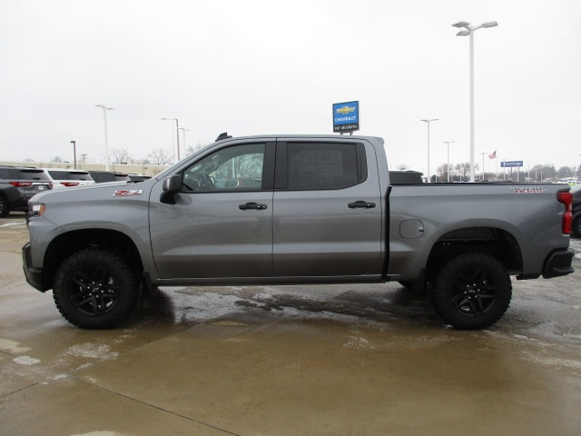 2019 Silverado 1500 Crew Cab 4x4,  Pickup #C190723 - photo 7