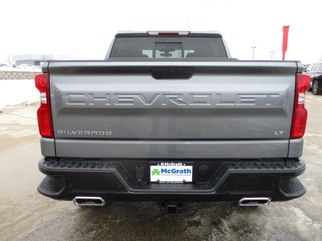 2019 Silverado 1500 Crew Cab 4x4,  Pickup #C190723 - photo 9