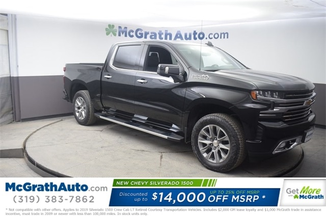 2019 Silverado 1500 Crew Cab 4x4,  Pickup #C190995 - photo 1