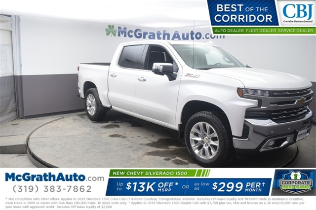 2019 Silverado 1500 Crew Cab 4x4,  Pickup #C191001 - photo 1