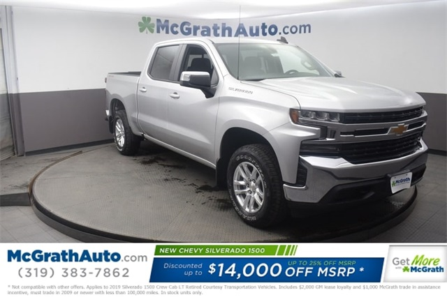 2019 Silverado 1500 Crew Cab 4x4,  Pickup #C191019 - photo 1
