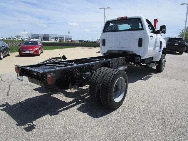 2019 Silverado Medium Duty Regular Cab DRW 4x4,  Cab Chassis #C191230 - photo 1