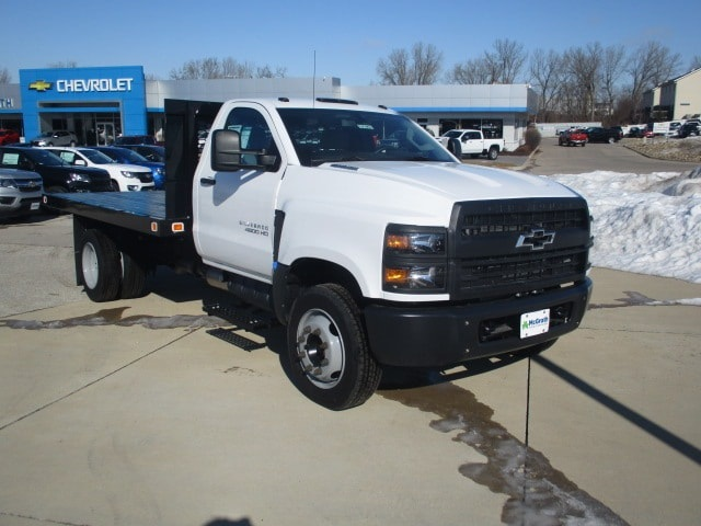 2019 Silverado Medium Duty Regular Cab DRW 4x2,  Cab Chassis #C191463 - photo 1