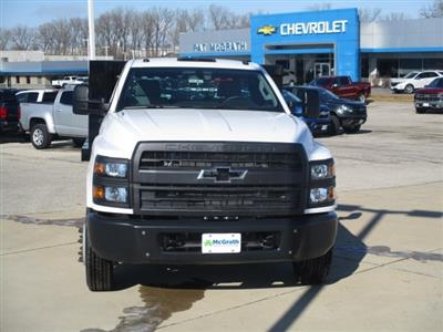 2019 Silverado Medium Duty Regular Cab DRW 4x2,  Cab Chassis #C191463 - photo 3