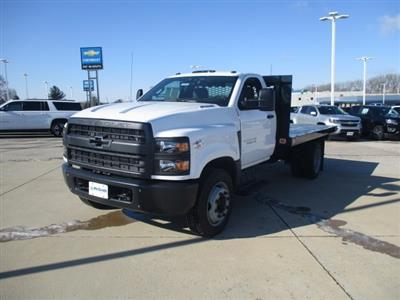 2019 Silverado Medium Duty Regular Cab DRW 4x2,  Cab Chassis #C191463 - photo 4