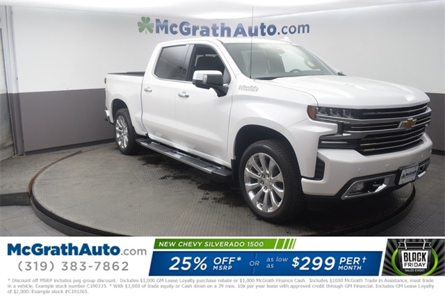 2019 Silverado 1500 Crew Cab 4x4,  Pickup #C191496 - photo 1
