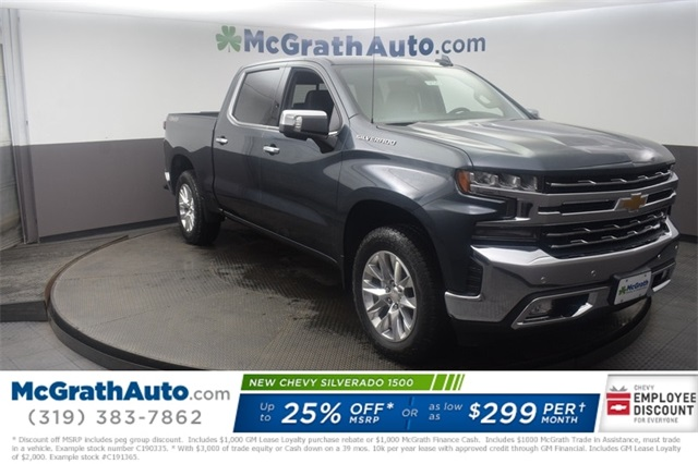 2019 Silverado 1500 Crew Cab 4x4,  Pickup #C191543 - photo 1