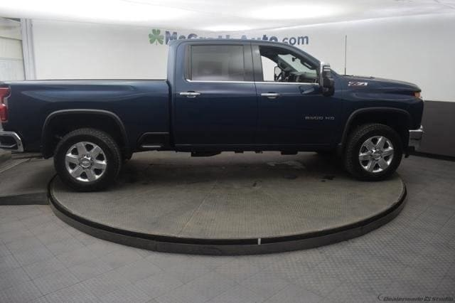2020 Silverado 2500 Crew Cab 4x4, Pickup #C200067 - photo 21