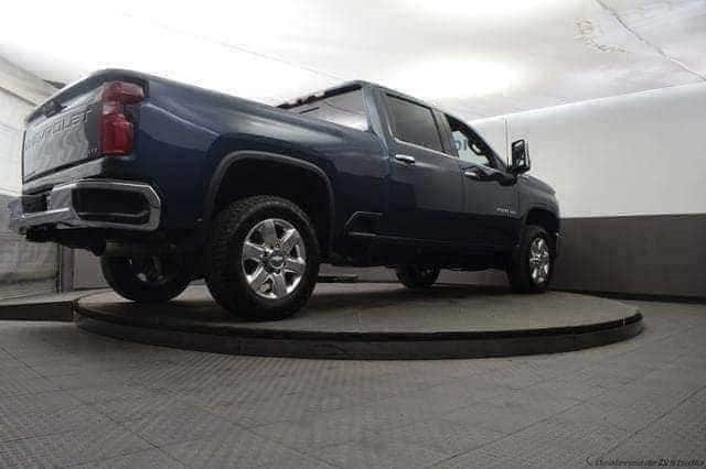 2020 Silverado 2500 Crew Cab 4x4, Pickup #C200067 - photo 1