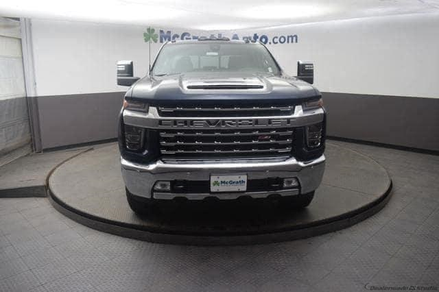 2020 Silverado 2500 Crew Cab 4x4, Pickup #C200067 - photo 4