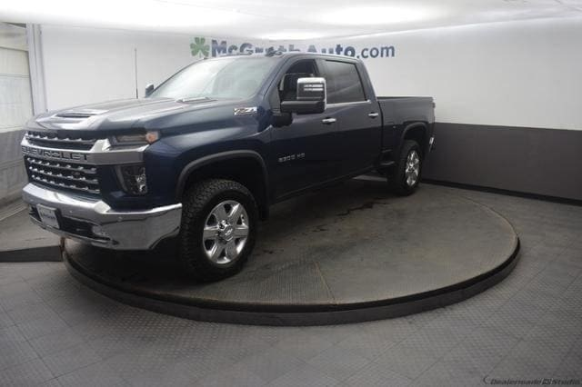 2020 Silverado 2500 Crew Cab 4x4, Pickup #C200067 - photo 5