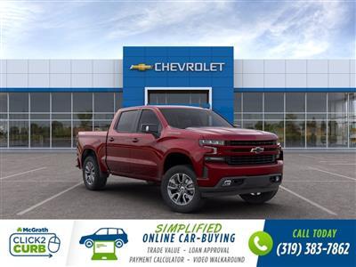 2020 Chevrolet Silverado 1500 Crew Cab 4x4, Pickup #C200693 - photo 1